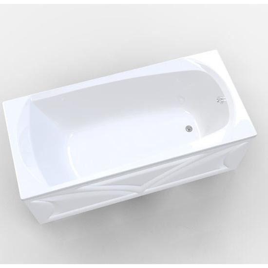 Акриловая ванна 1Marka Elegance 165x70 без гидромассажа