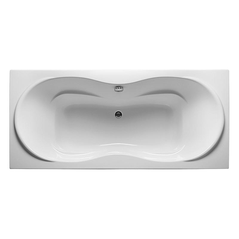 Акриловая ванна 1MarKa Marka One Dinamika 180x80 без гидромассажа
