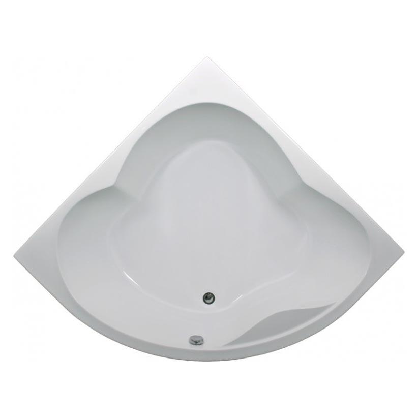 Акриловая ванна 1MarKa Cassandra 140x140 без гидромассажа