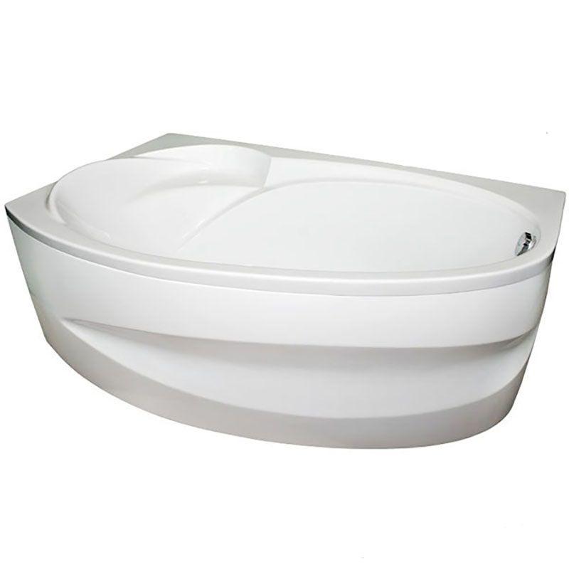 Акриловая ванна 1MarKa Poseidon Julianna 160x95 L без гидромассажа