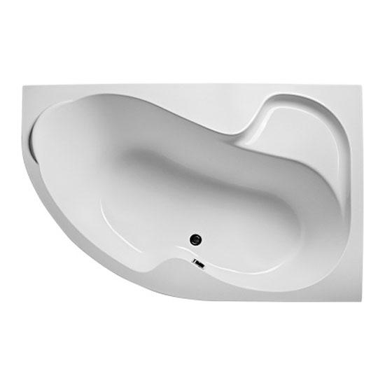 Акриловая ванна 1MarKa Poseidon Aura 160x105 R без гидромассажа