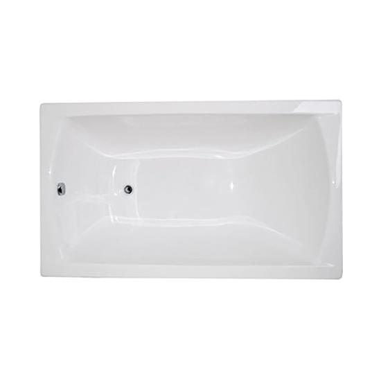 Акриловая ванна 1MarKa Modern 120x70