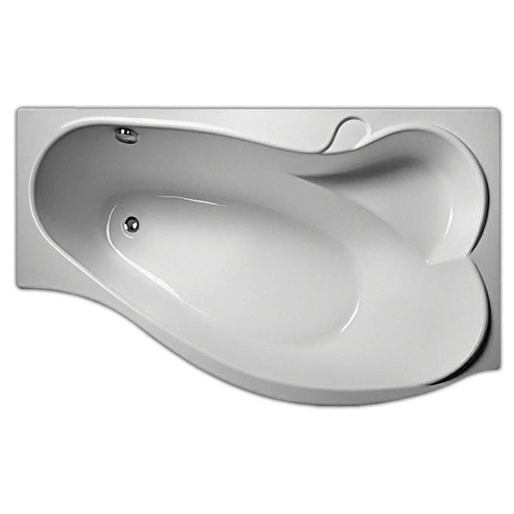 Акриловая ванна 1MarKa Marka One Gracia 160x95 R без гидромассажа