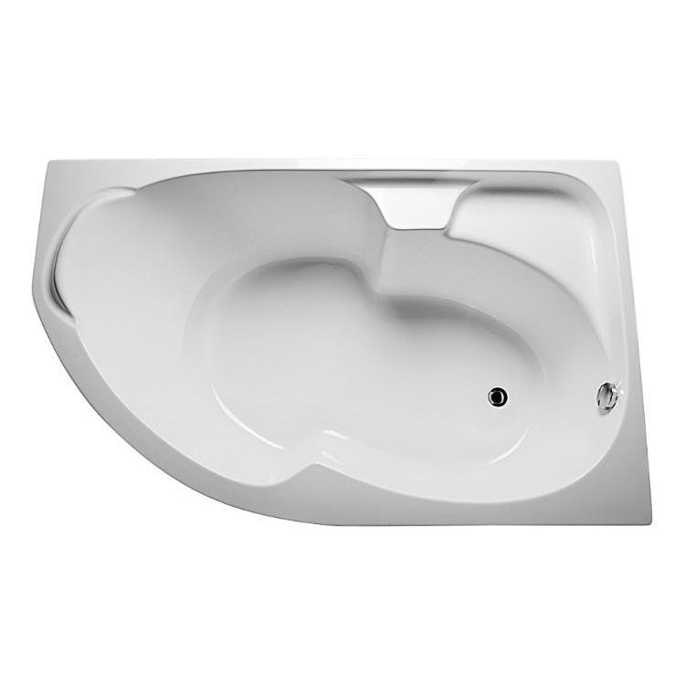 Акриловая ванна 1MarKa Marka One Diana 170x105 R без гидромассажа