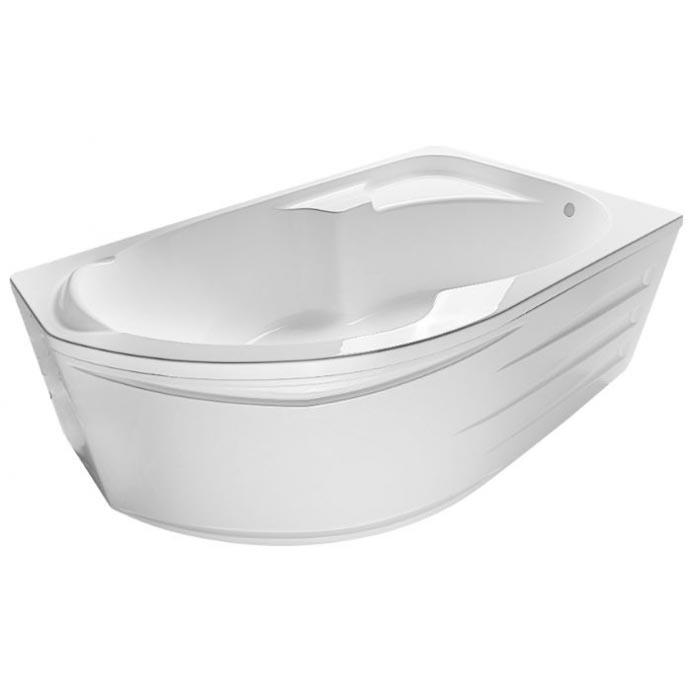 Акриловая ванна 1MarKa Marka One Diana 160x100 R без гидромассажа