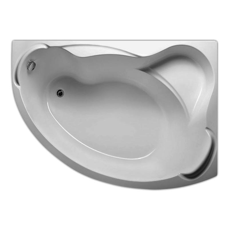 Акриловая ванна 1MarKa Marka One Catania 150 R без гидромассажа акриловая ванна domani spa flora 150 r