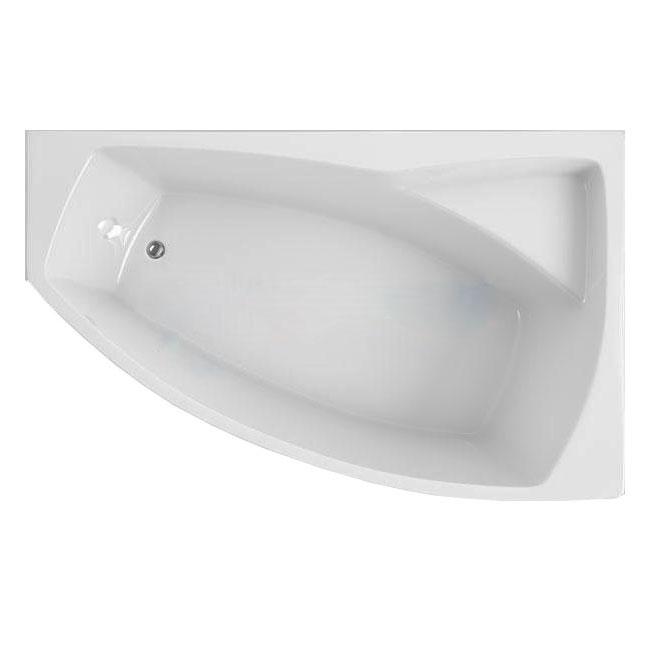 Акриловая ванна 1MarKa Marka One Assol 160x100 R без гидромассажа
