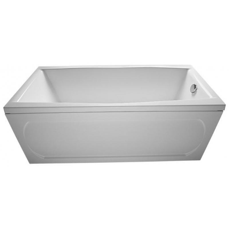 Акриловая ванна 1MarKa Marka One Viola 120x70