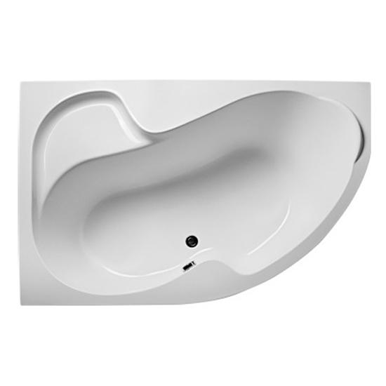 Акриловая ванна 1MarKa Poseidon Aura 160x105 L без гидромассажа