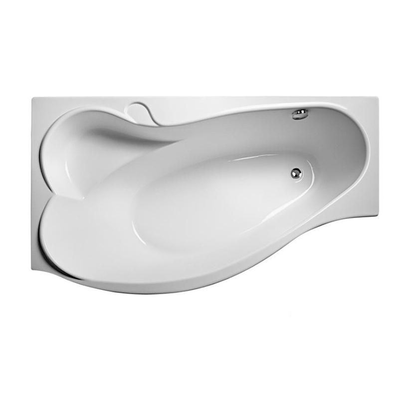 Акриловая ванна 1MarKa Marka One Gracia 160x95 L без гидромассажа