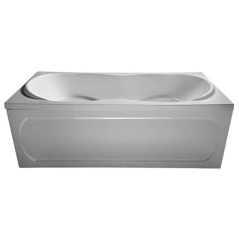 Акриловая ванна 1Marka Marka One Enna 170x75 без гидромассажа