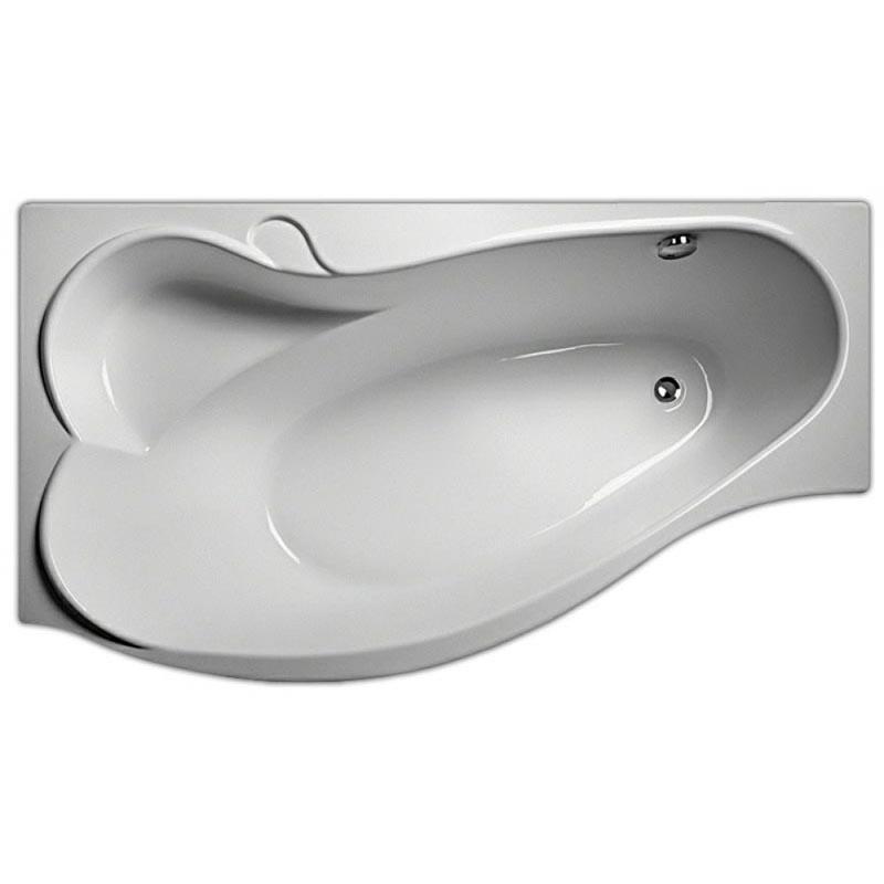 Акриловая ванна 1MarKa Marka One Gracia 170x100 L без гидромассажа