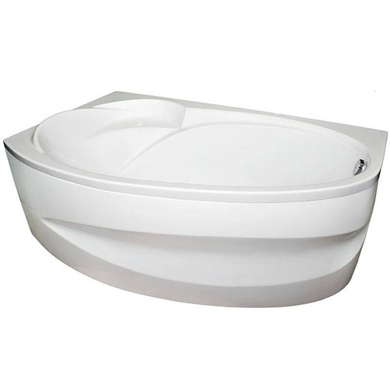 Акриловая ванна 1MarKa Poseidon Julianna 170x100 L без гидромассажа