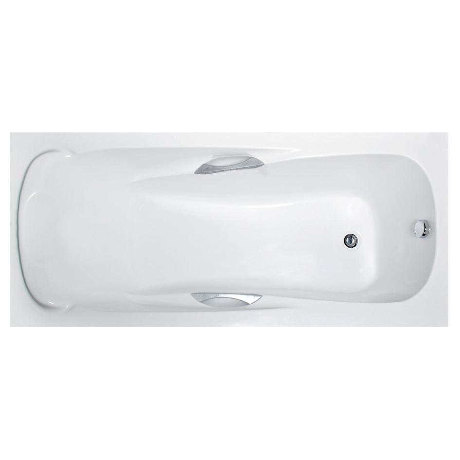 Акриловая ванна 1MarKa Marka One Calypso 170x75 без гидромассажа