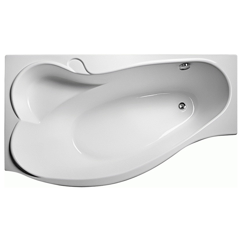Акриловая ванна 1MarKa Marka One Gracia 150x90 L без гидромассажа