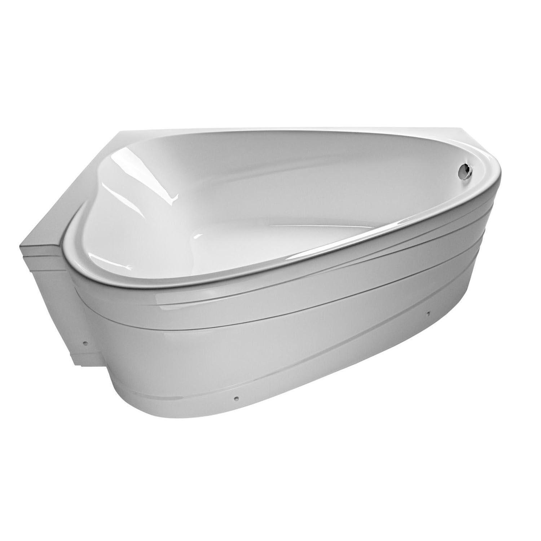 Акриловая ванна 1MarKa Aima Love 185x135 без гидромассажа