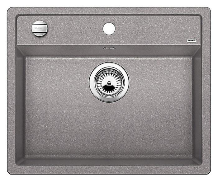 Кухонная мойка Blanco Dalago 6 аллюметаллик быстросменная площадка flama k1113 для установки аксессуаров