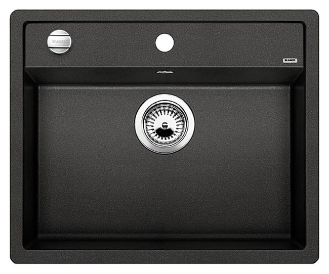 Кухонная мойка Blanco Dalago 6 антрацит быстросменная площадка flama k1113 для установки аксессуаров