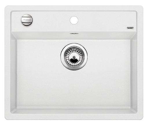 Кухонная мойка Blanco Dalago 6 белый быстросменная площадка flama k1113 для установки аксессуаров