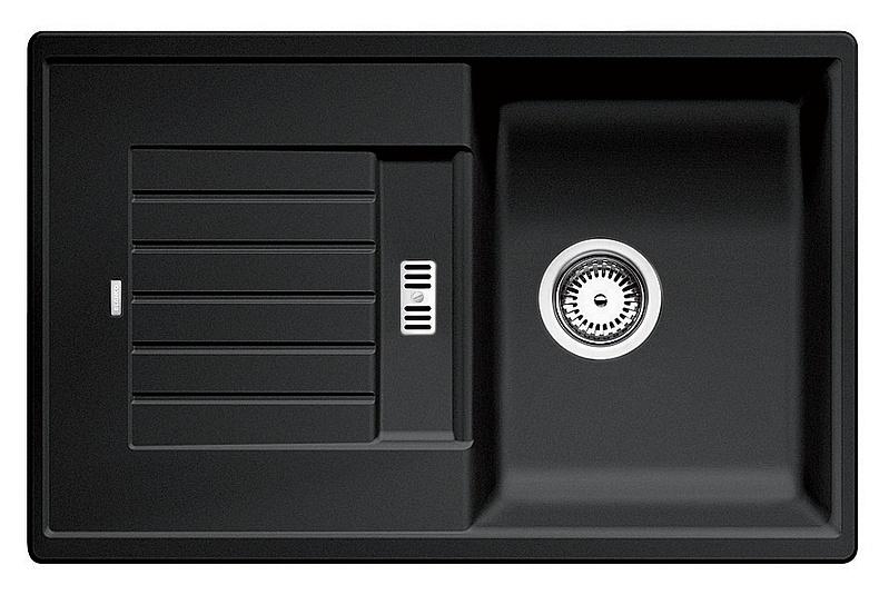 Кухонная мойка Blanco Zia 45 S антрацит мелки школьные восковые 06 цветов proff racing в картонной коробке с европодвесом