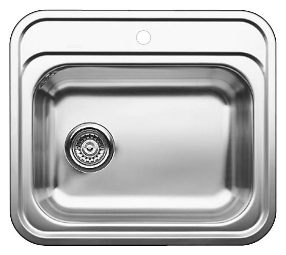 Кухонная мойка Blanco Dana-IF сталь
