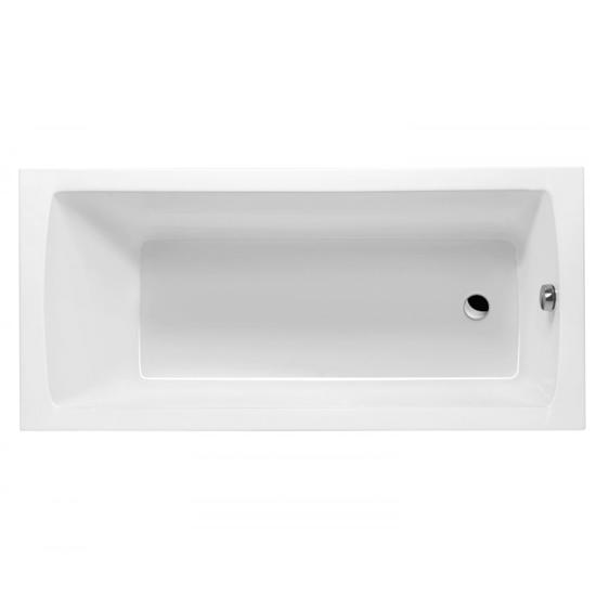Акриловая ванна Excellent Aquaria 140x70 без гидромассажа акриловая ванна excellent aquaria 170х75 без гидромассажа