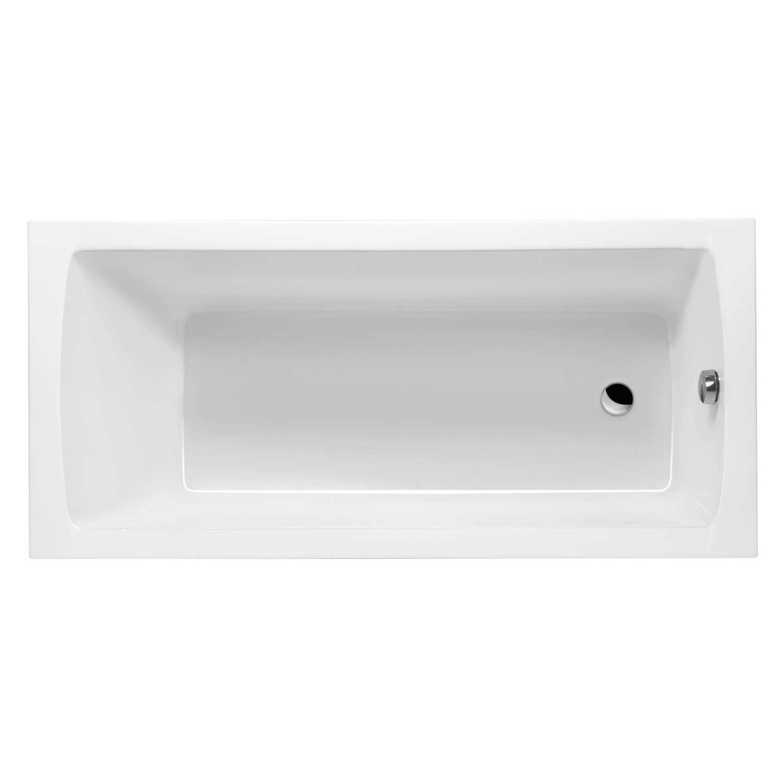 Акриловая ванна Excellent Aquaria 160x70 без гидромассажа акриловая ванна excellent aquaria 170х75 без гидромассажа