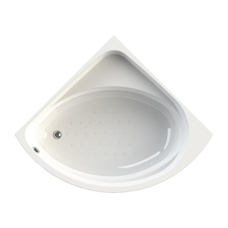 Акриловая ванна Vannesa Эмилия 137x137