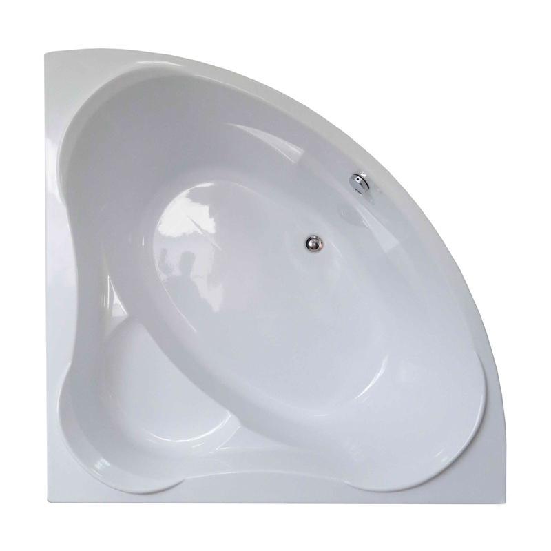 Акриловая ванна Bas Модена 150x150 без гидромассажа акриловая ванна bas империал 150x150 без гидромассажа