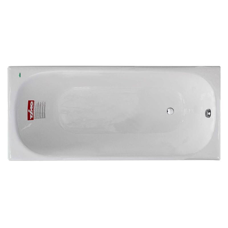 Чугунная ванна Timo Standard 170 без ручек цена
