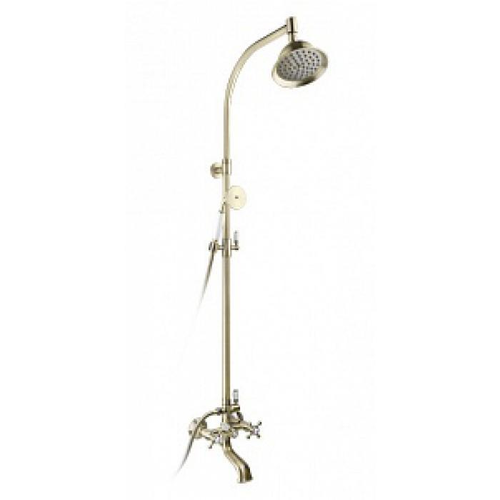 Душевая стойка Timo Nelson SX 1090 Antiquе душевая система timo nelson для ванны хром sx 1290 00 chrome