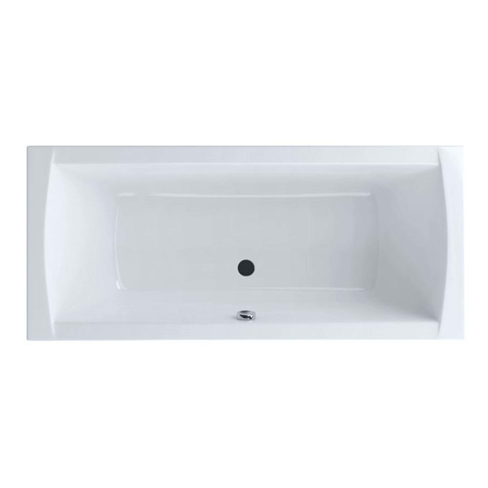 Акриловая ванна Excellent Aquaria Lux 180x80 без гидромассажа акриловая ванна excellent aquaria 170х75 без гидромассажа