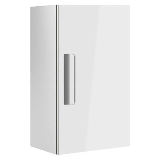 Подвесной шкафчик Roca Debba белый