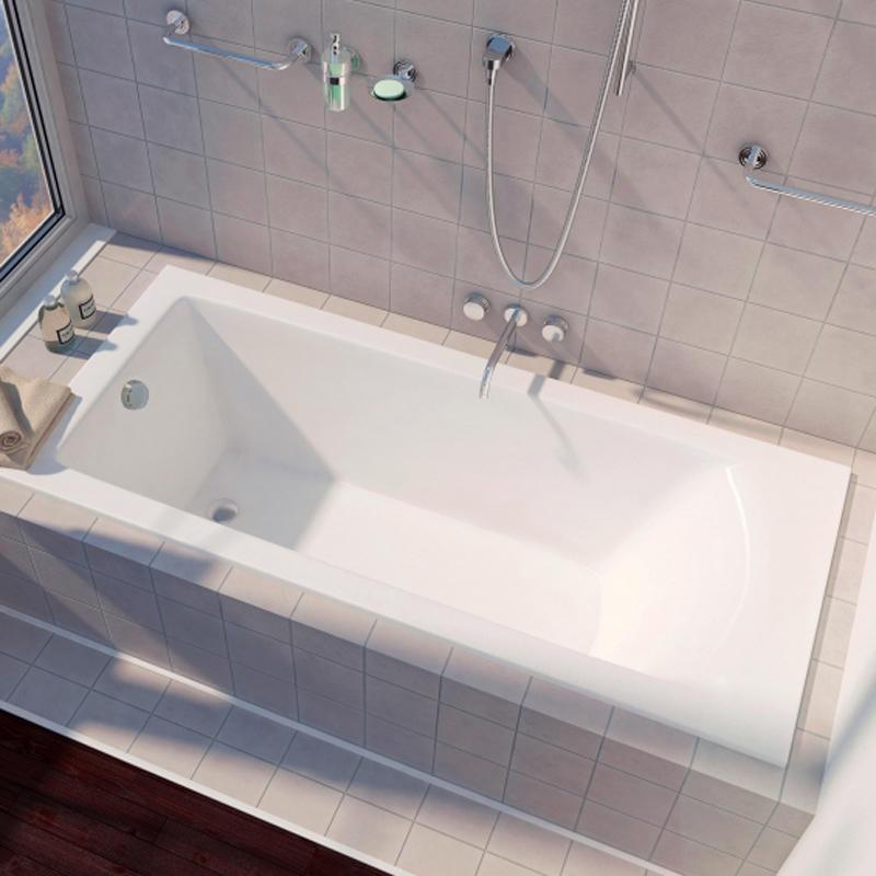 Акриловая ванна Alpen Alaska 150x70 акриловая ванна alpen alaska 150x70 комплект