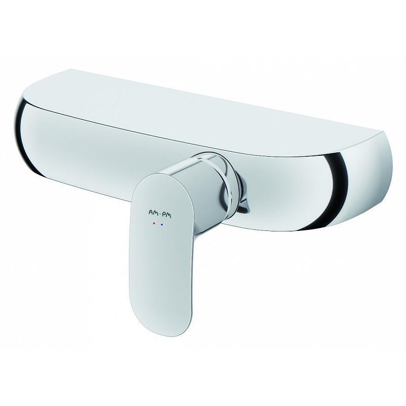 Смеситель Am.pm Sensation F3020000 для душа смеситель для мойки коллекция origich 35 g4002 однорычажный хром gappo гаппо