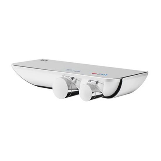 Смеситель Am.pm Sensation F3040000 для душа смеситель для мойки коллекция h85 l4185 двухвентильный хром ledeme ледеме