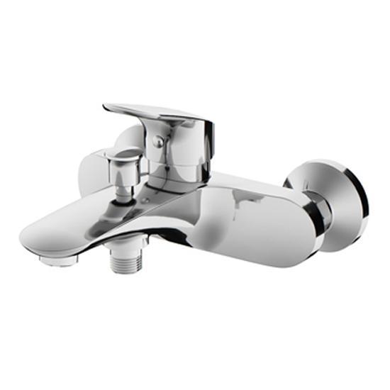 Смеситель Am.pm Like F8010000 для ванны смеситель для ванны коллекция hezerley 5365246 однорычажный хром elghansa эльганза