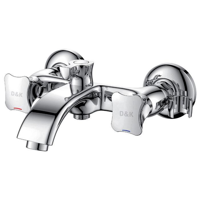 Смеситель D&K Hessen Grimm DA1383201 для ванны смеситель для раковины d&k hessen grimm da1382101 page 2