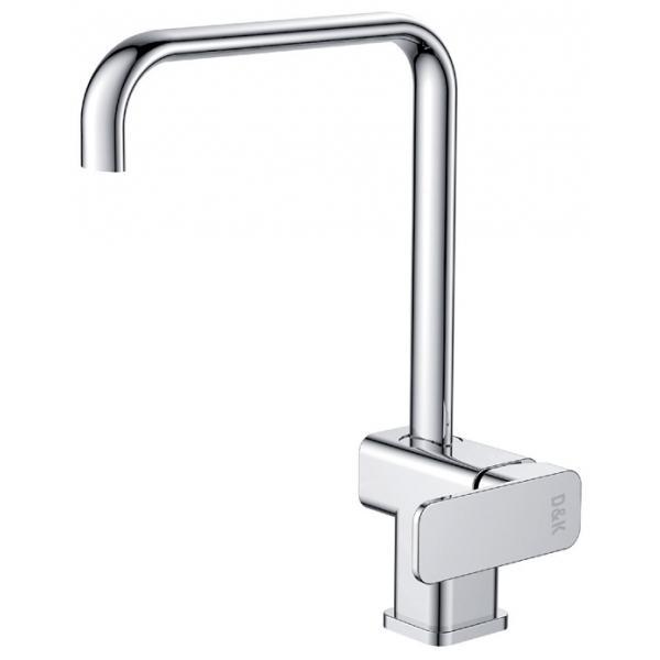 Смеситель D&K Rhein Altporter DA1332401 для кухни смеситель для кухни harte однорычажный белый л 4204 331