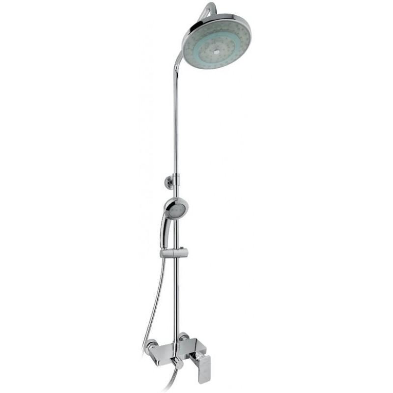 Душевая стойка Timo Lotta thermo SX 2610 Color душевая система timo nelson для ванны хром sx 1290 00 chrome