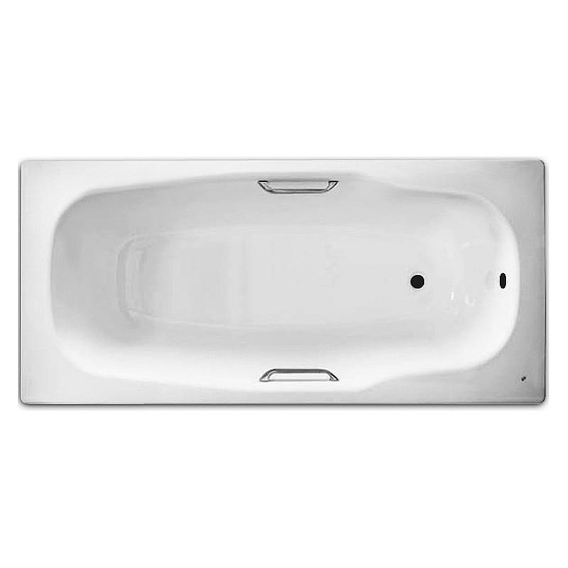 Стальная ванна BLB Atlantica B80A handles blb стальные для ванн atlantica apmros110