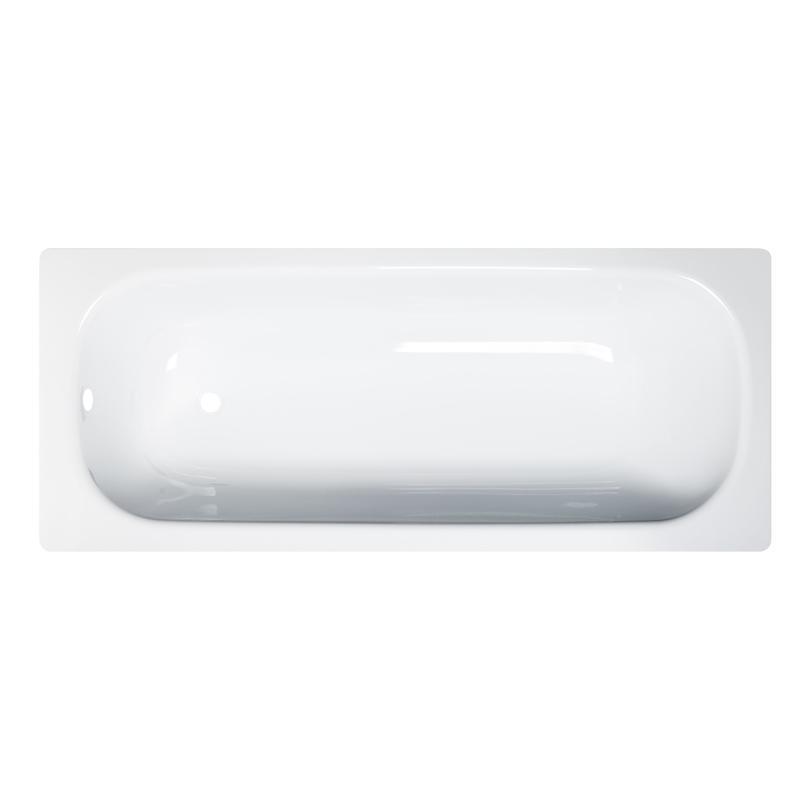 Ванна ВИЗ Reimar 160 белая орхидея ванна стальная виз donna vanna 160x70x40 с ножками без ранта dv 63901