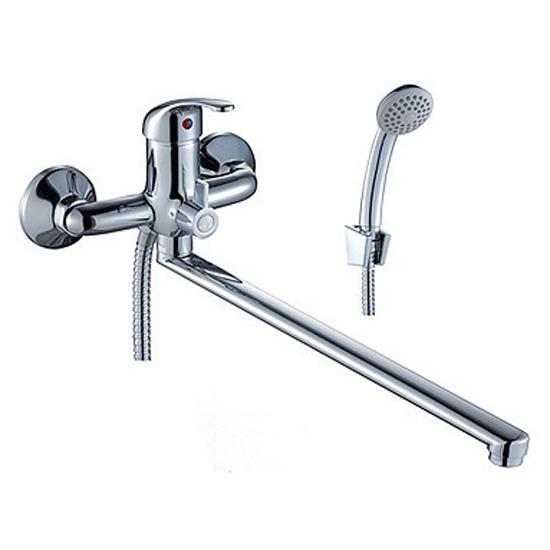 Смеситель Rossinka A35 32 для ванны rossinka смеситель для ванны rossinka c40 32 однорычажный хром ry6wwid