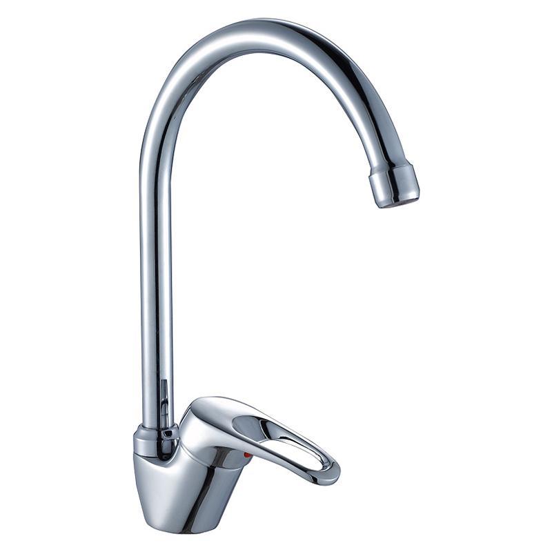 Смеситель Rossinka B35 23 для кухни смеситель для кухни vidima уно с литым поворотным изливом ba241aa