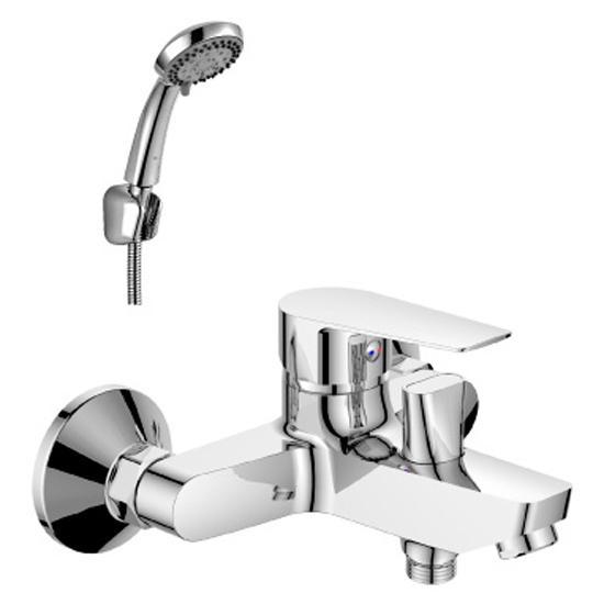 Смеситель Rossinka S35 31 для ванны rossinka смеситель для ванны rossinka f40 31 однорычажный хром oho1hlu
