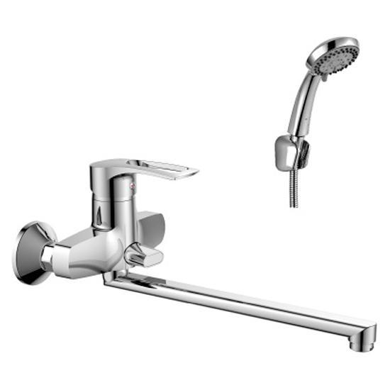 Смеситель Rossinka T40 32 для ванны rossinka смеситель для ванны rossinka c40 32 однорычажный хром ry6wwid