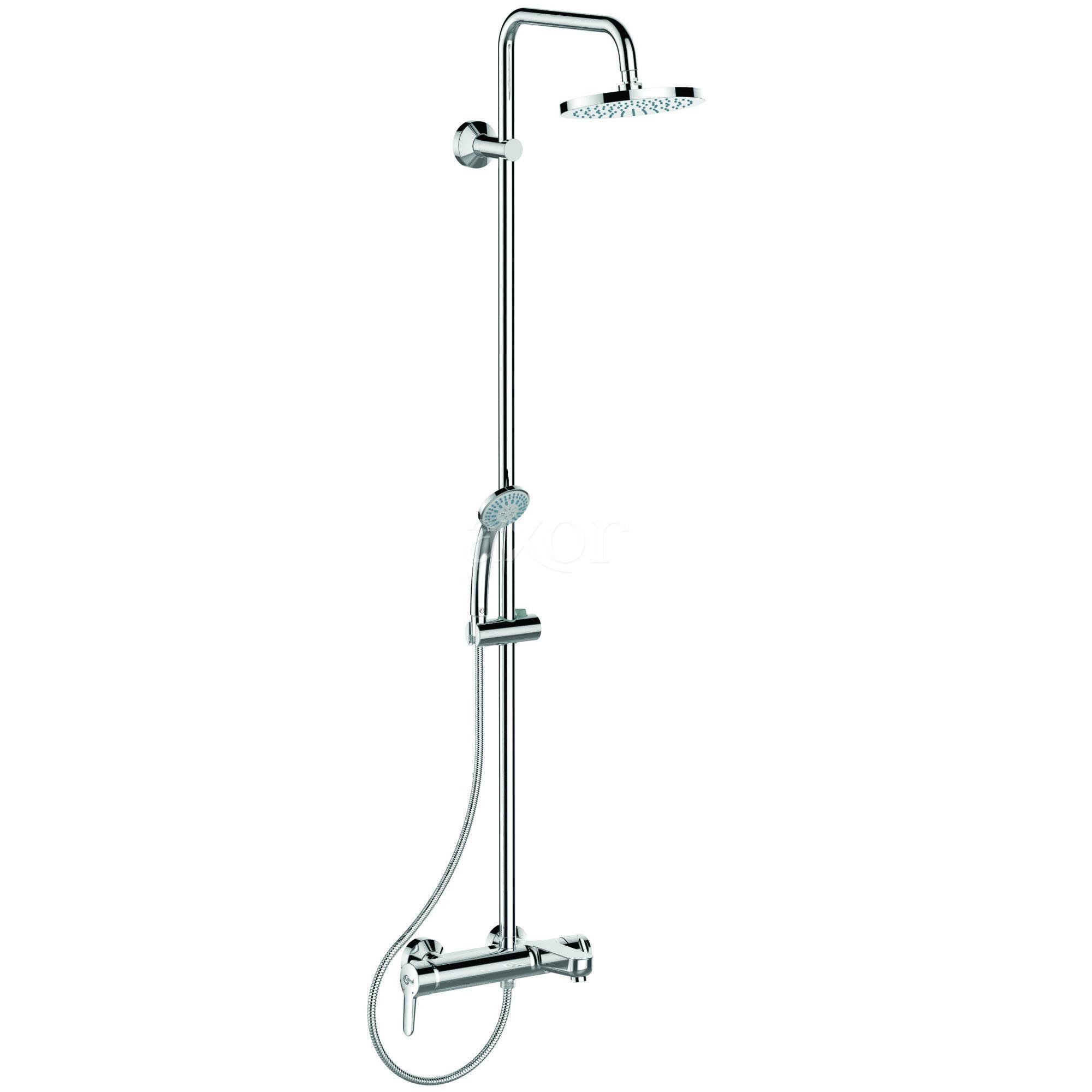 Душевая стойка Ideal Standard IdealRain Eco B1377AA b1097аа idealrain eco душевая система