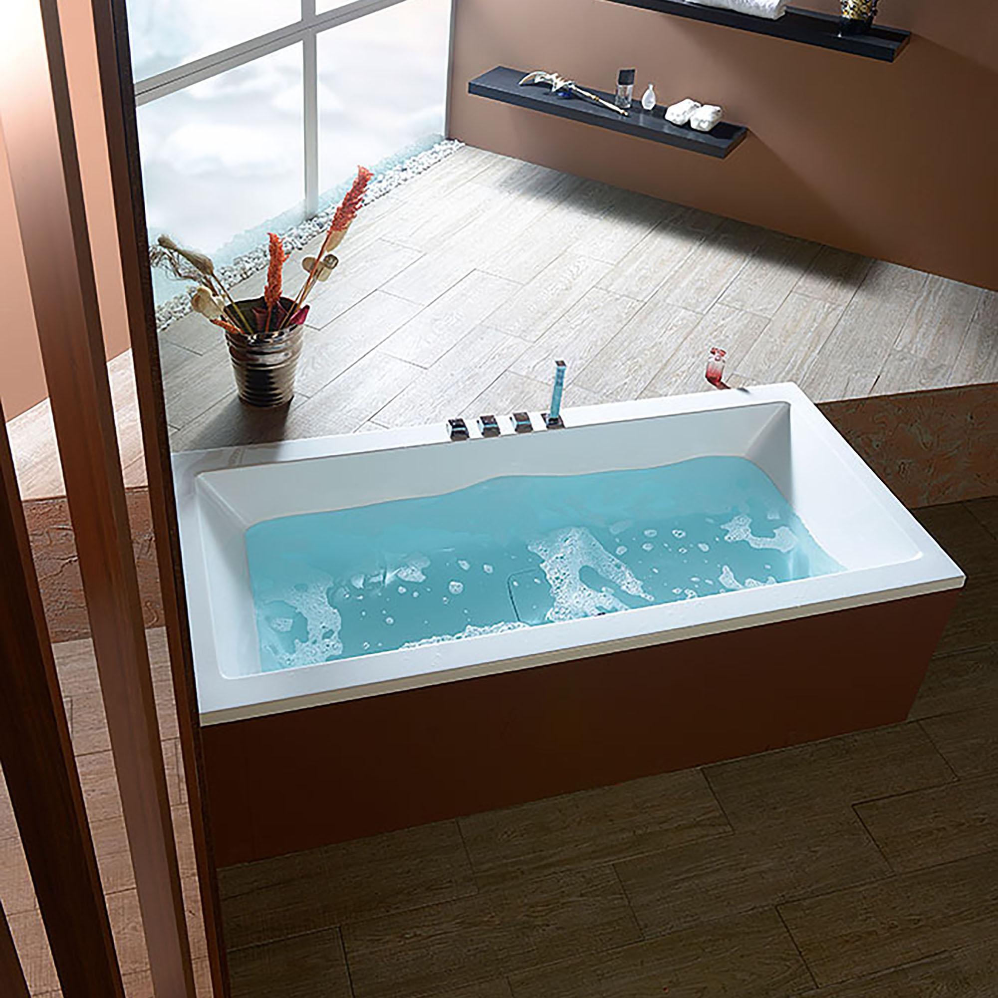 Акриловая ванна Alpen Marlene 190x90 акриловая ванна alpen marlene 190x90 комплект