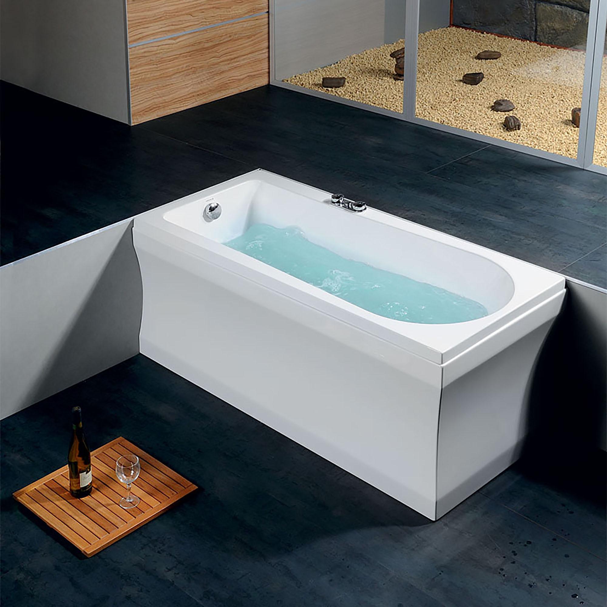 Акриловая ванна Alpen Lisa 150x70 акриловая ванна alpen diana 150x70 комплект