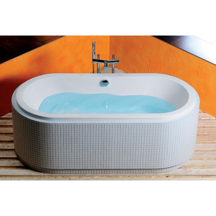 Акриловая ванна Alpen Astra O 165x75 акриловая ванна alpen astra 165x80 l
